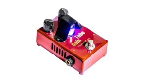 Overdrive pedal - Tube Gain